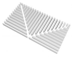 A representation of the fishbone design by gue